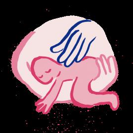Gutschein Individuelle Babymassage